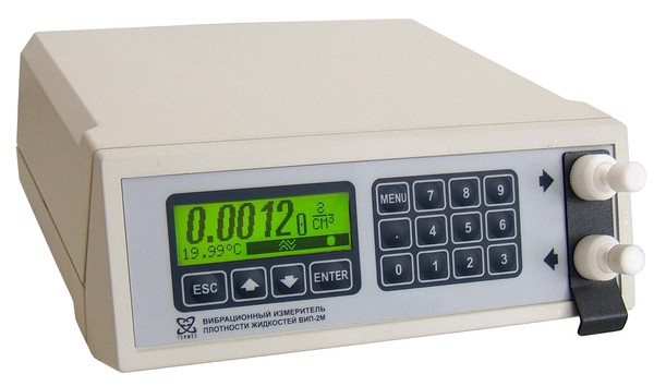 Измеритель плотности ВИП-2М