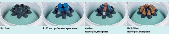 Центрифуга настольная HETTICH EBA 20